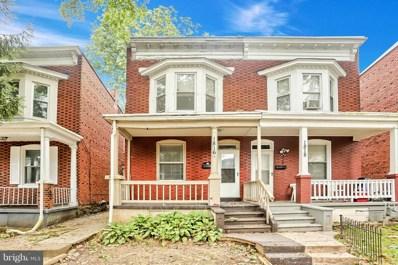 1816 Boas Street, Harrisburg, PA 17103 - #: 1002404840