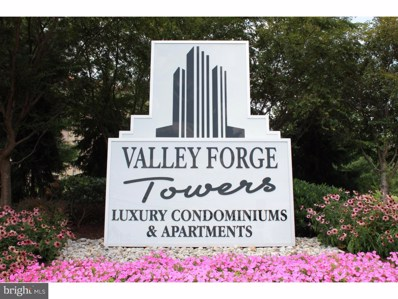 21134 Valley Forge Circle UNIT 1134, King Of Prussia, PA 19406 - MLS#: 1002407828