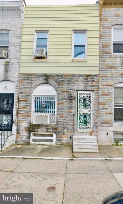1737 Lafayette Avenue, Baltimore, MD 21213 - MLS#: 1002409050