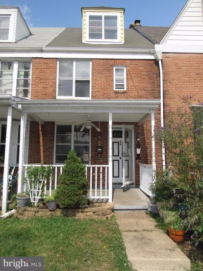 3336 Brendan Avenue, Baltimore, MD 21213 - #: 1002409206