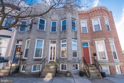 851 Powers Street, Baltimore, MD 21211 - MLS#: 1002428536
