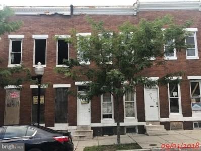 526 Pulaski Street, Baltimore, MD 21223 - MLS#: 1002429128