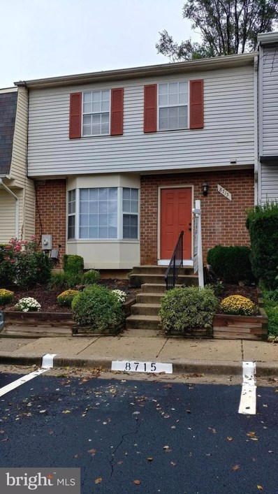 8715 Kelso Terrace, Gaithersburg, MD 20877 - #: 1002433368
