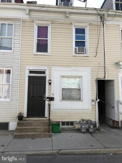 44 N Hartley Street, York, PA 17401 - MLS#: 1002481834