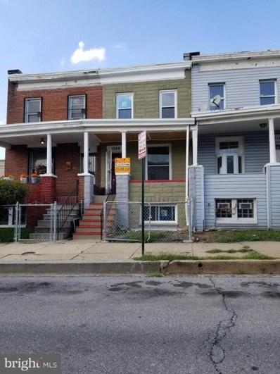 2548 Lauretta Avenue, Baltimore, MD 21223 - MLS#: 1002486516