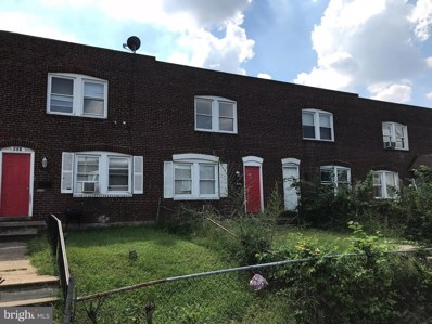 823 Stoll Street, Baltimore, MD 21225 - #: 1002486776
