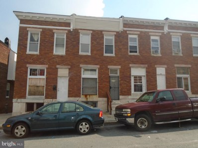 1701 Darley Avenue, Baltimore, MD 21213 - #: 1002487320