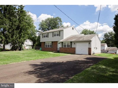 123 Wallace Drive, Warminster, PA 18974 - #: 1002492634