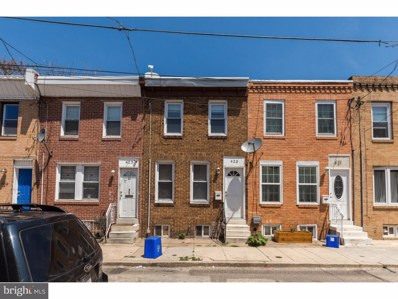 423 Hoffman Street, Philadelphia, PA 19148 - MLS#: 1002492638