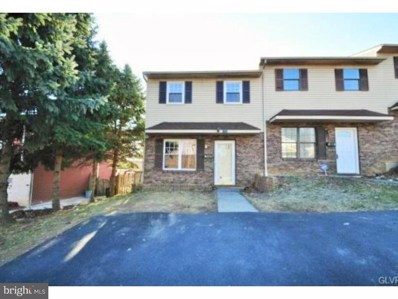 1222 S 8TH Street, Allentown, PA 18103 - MLS#: 1002497480