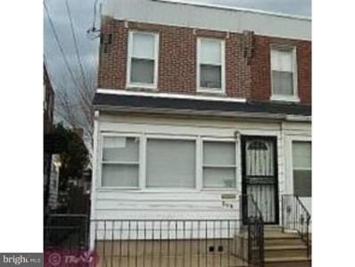 206 Moore Street, Darby, PA 19023 - MLS#: 1002498194