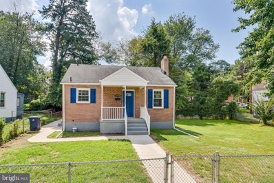 6929 Greenvale Parkway, Hyattsville, MD 20784 - MLS#: 1002498926