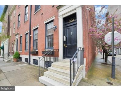 304 S 10TH Street UNIT A, Philadelphia, PA 19107 - #: 1002499392