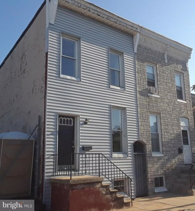 1918 McHenry Street, Baltimore, MD 21223 - #: 1002500806