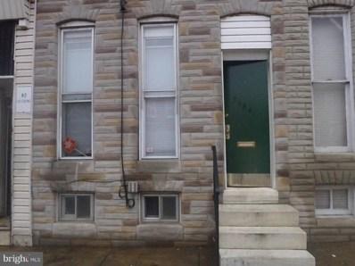 2684 Wilkens Avenue, Baltimore, MD 21223 - #: 1002503482