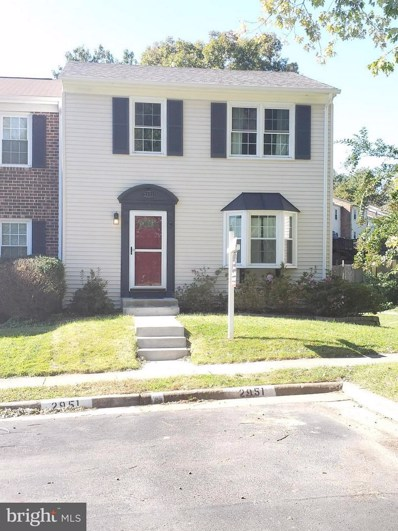 2951 Lexington Court, Woodbridge, VA 22192 - MLS#: 1002505922