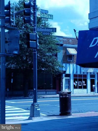 1000 Rittenhouse Street NW UNIT 25, Washington, DC 20011 - MLS#: 1002506730