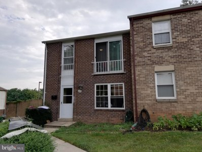 802 West Side Drive N UNIT 11-A, Gaithersburg, MD 20878 - MLS#: 1002513326