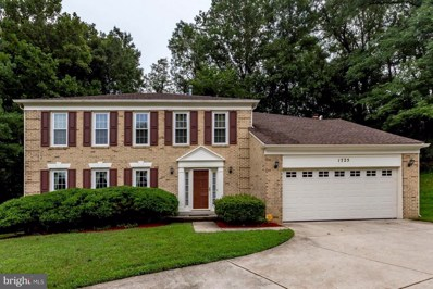 1725 Terrapin Hills Drive, Bowie, MD 20721 - #: 1002532196