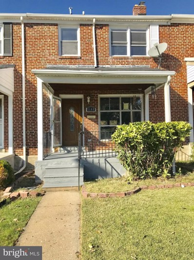 1166 Northern Parkway, Baltimore, MD 21239 - MLS#: 1002556853