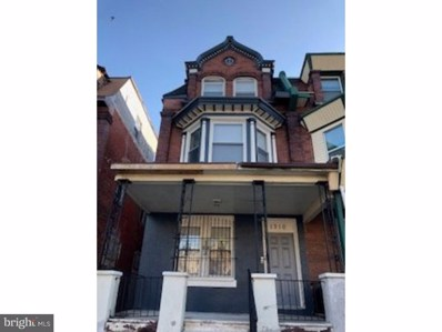 1310 S 53RD Street UNIT #2, Philadelphia, PA 19143 - MLS#: 1002582626