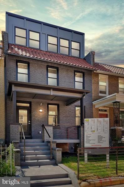 430 Kenyon Street NW UNIT 2, Washington, DC 20010 - MLS#: 1002599034