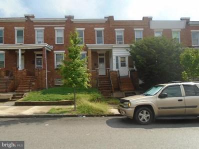 3625 Fayette Street E, Baltimore, MD 21224 - #: 1002606432