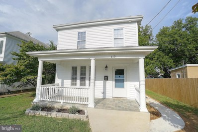 613 Spottswood Street, Fredericksburg, VA 22401 - #: 1002607522