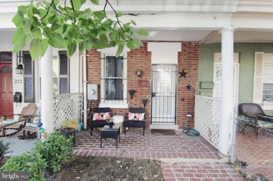 211 14TH Place NE, Washington, DC 20002 - MLS#: 1002607968