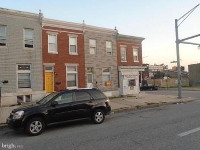 2697 Wilkens Avenue, Baltimore, MD 21223 - #: 1002610922