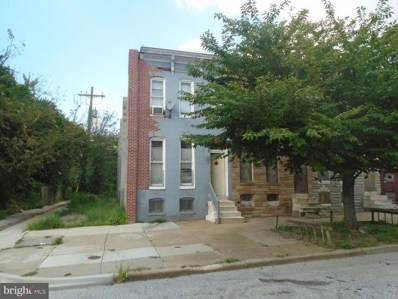 1122 Riggs Avenue, Baltimore, MD 21217 - #: 1002613276