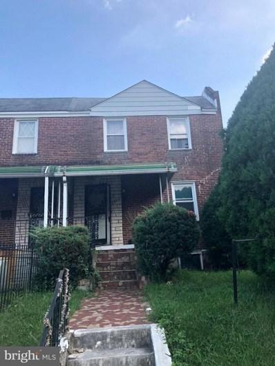2823 Federal Street E, Baltimore, MD 21213 - MLS#: 1002613546
