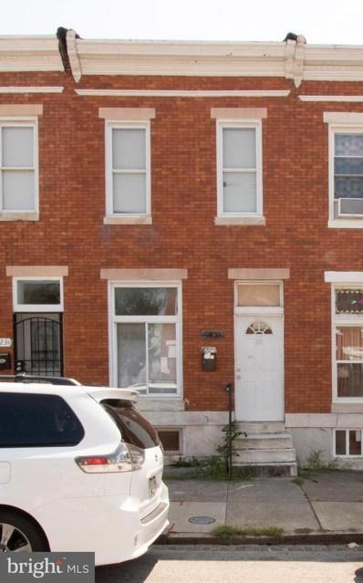 2421 E. Oliver Street, Baltimore, MD 21213 - #: 1002615316