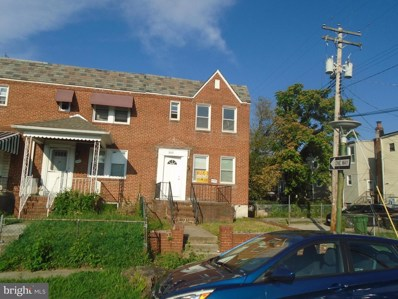5101 Linden Heights Avenue, Baltimore, MD 21215 - #: 1002616968