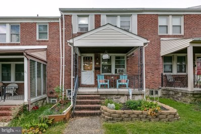 23 Enjay Avenue, Baltimore, MD 21228 - MLS#: 1002621094