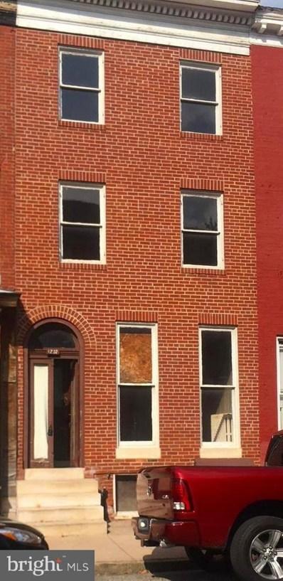 1237 Druid Hill Avenue, Baltimore, MD 21217 - MLS#: 1002626248