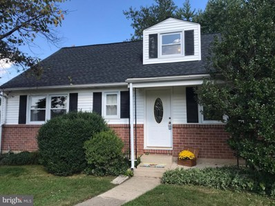 9007 Wood Park Court, Baltimore, MD 21234 - #: 1002626318