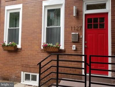 1127 Carpenter Street, Philadelphia, PA 19147 - #: 1002626656