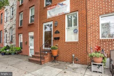 1429 Hull Street, Baltimore, MD 21230 - MLS#: 1002635346