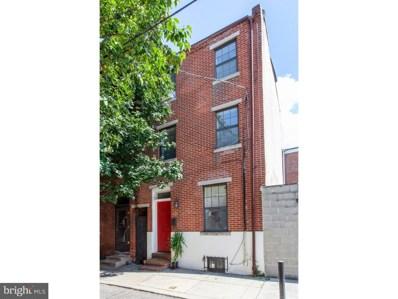 1109 S Bodine Street, Philadelphia, PA 19147 - #: 1002635432
