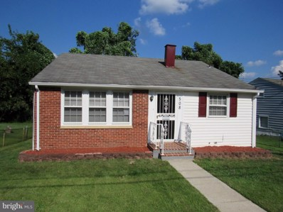 508 Winslow Road, Oxon Hill, MD 20745 - #: 1002638490