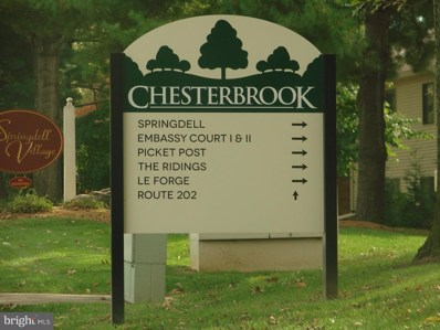 90 Le Forge Court, Chesterbrook, PA 19087 - MLS#: 1002640566