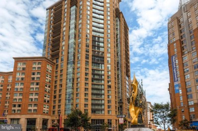 675 President Street UNIT 2602, Baltimore, MD 21202 - MLS#: 1002645362