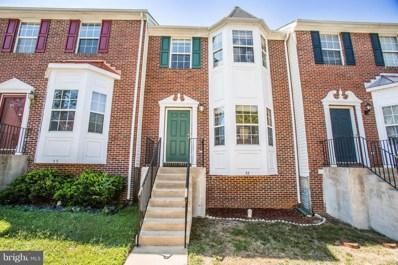 57 Townes Place, Fredericksburg, VA 22405 - #: 1002648266