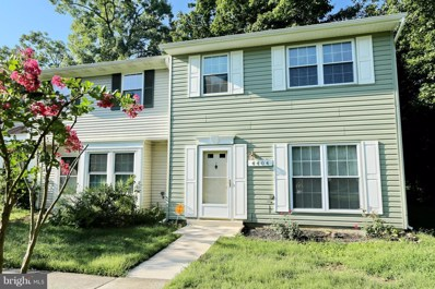 4404 Eagle Court, Waldorf, MD 20603 - #: 1002655520