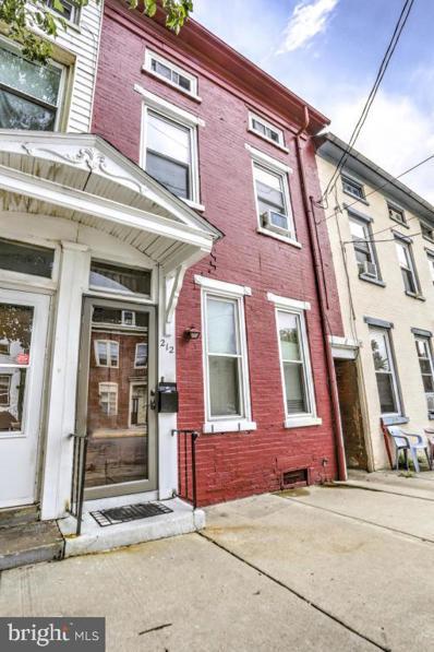 212 Walnut Street, Columbia, PA 17512 - MLS#: 1002660457