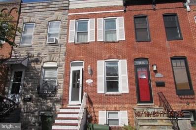 3322 Hudson Street, Baltimore, MD 21224 - MLS#: 1002660721