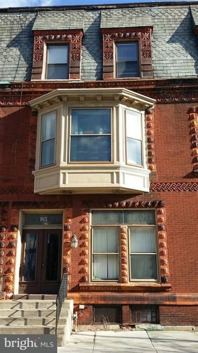815 N 2ND Street, Harrisburg, PA 17102 - MLS#: 1002662633