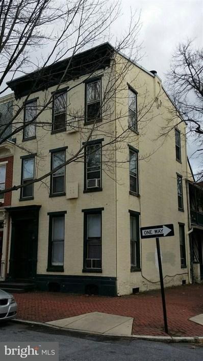 801 Green Street, Harrisburg, PA 17102 - MLS#: 1002662643