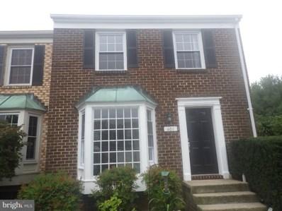 461 Colonial Ridge Lane, Arnold, MD 21012 - MLS#: 1002665630